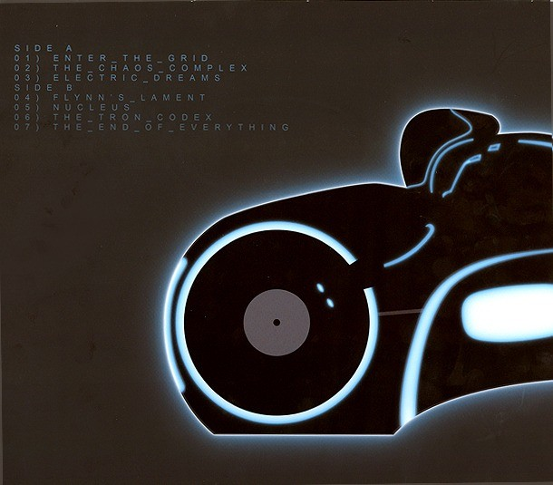 Tron Evolution Game Soundtrack Released On Futuristic