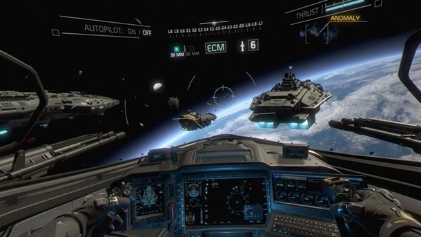 Two free psvr games worth downloading and six that aren 39 t game informer - Infinite warfare ship assault ...