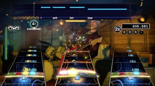 U2 Songs Make Music-Game Debut In Rock Band 4 - Game Informer