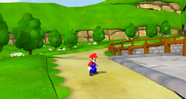 Video Offers Update On Fan-Made Super Mario 64 Remake Project - Game