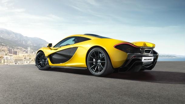 Vroom! $1 3 Million McLaren P1 Starring In Need For Speed Movie