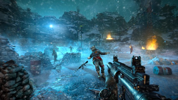 Far Cry 4 Valley Of The Yetis Review Walking Among Giants Game Informer