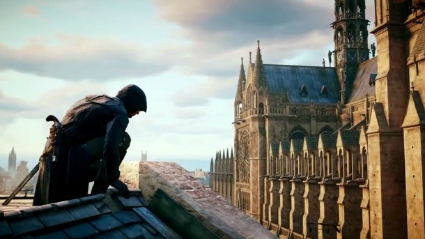 Watch 11 Minutes Of Assassin S Creed Unity Gameplay In This Guided