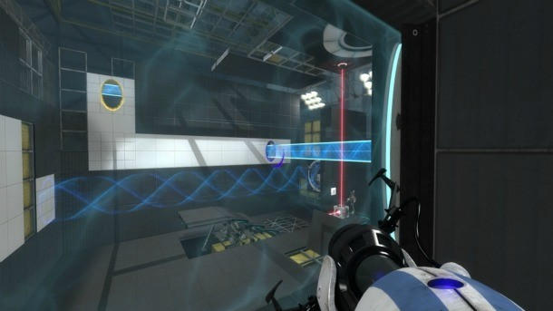 Watch The First Three Levels Of Portal 2's DLC - Game Informer
