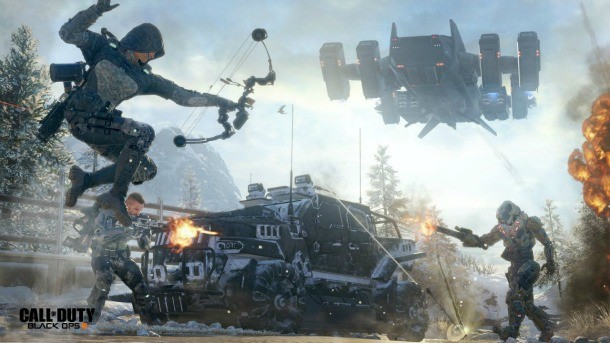 Call Of Duty Black Ops Iii Review Weird Fiction Meets Wild