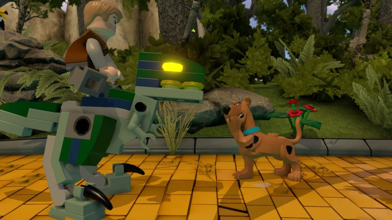 New Lego Games For Ps3 : Lego dimensions review u when brick worlds collide game informer