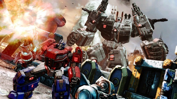 Wish List – Next Transformers Game From High Moon Studios