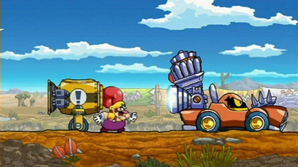 You Can Now Download Wario Land: Shake It And Excitebike 64 For Wii