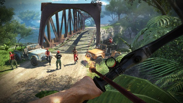 Far Cry 3 Review The Jungle Is Calling Game Informer
