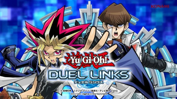 yu gi oh duel links launches on pc game informer