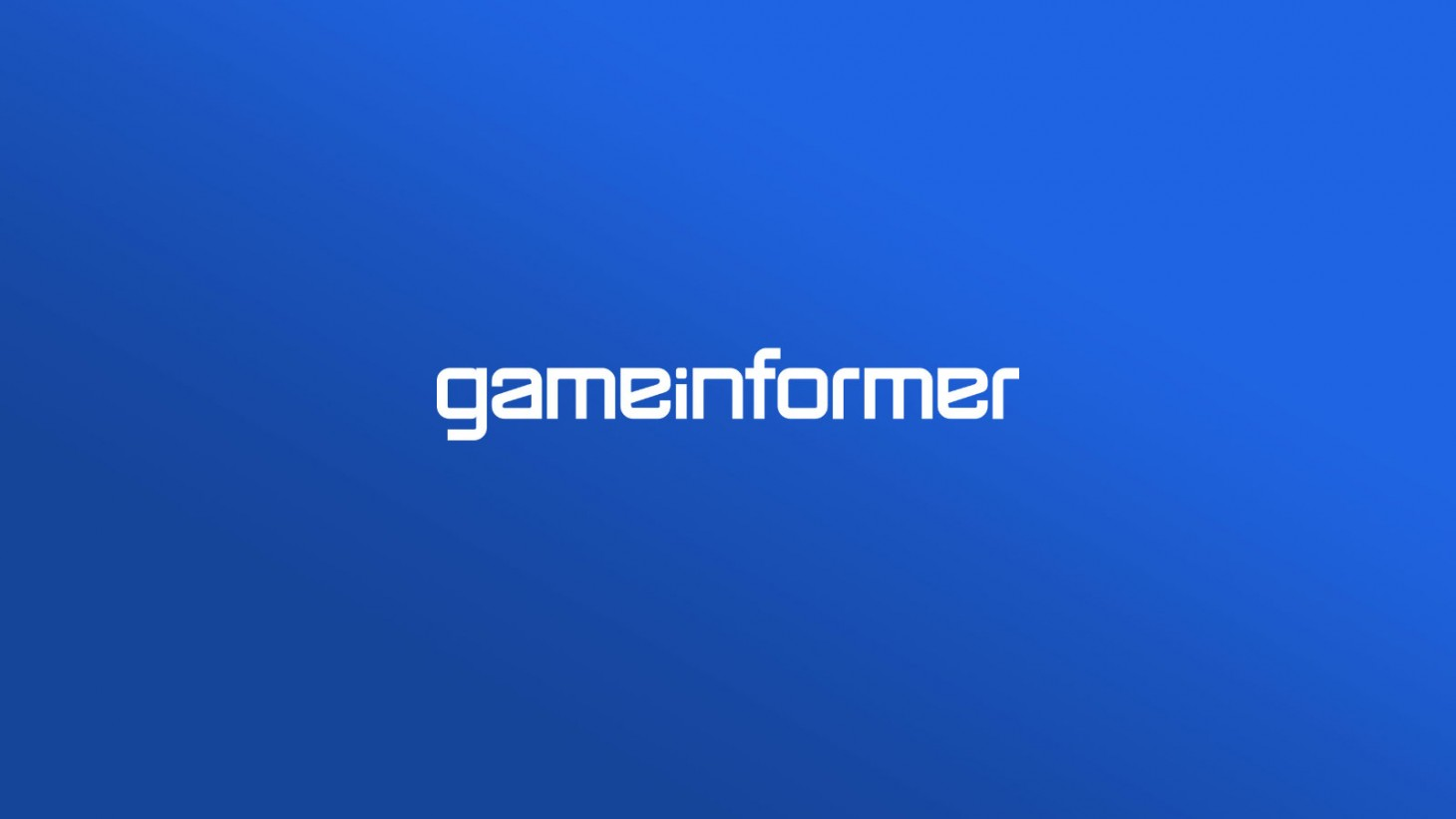 New Game Informer logo treatment