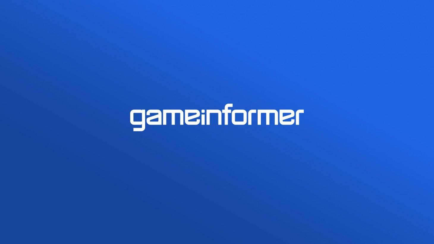 New Game Informer logo treatment