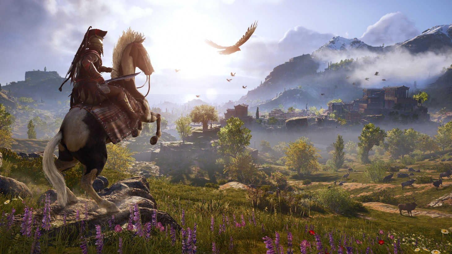 10 Things You Need To Know About Assassin S Creed Odyssey Game