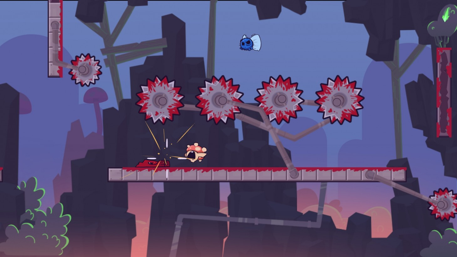 14 Reasons Super Meat Boy Forever Looks Like A Great Sequel