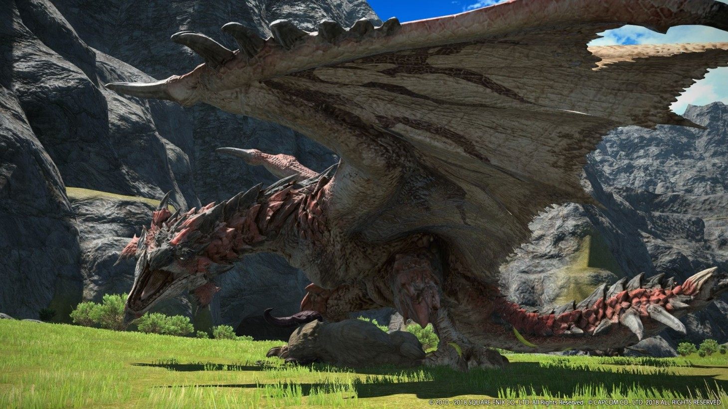 How The Monster Hunter: World/Final Fantasy XIV Crossover Came To Be