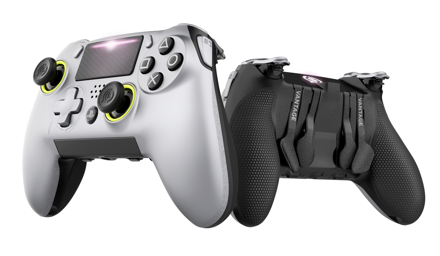 The Scuf Vantage PS4 Controller Is Insanely Good - Game Informer