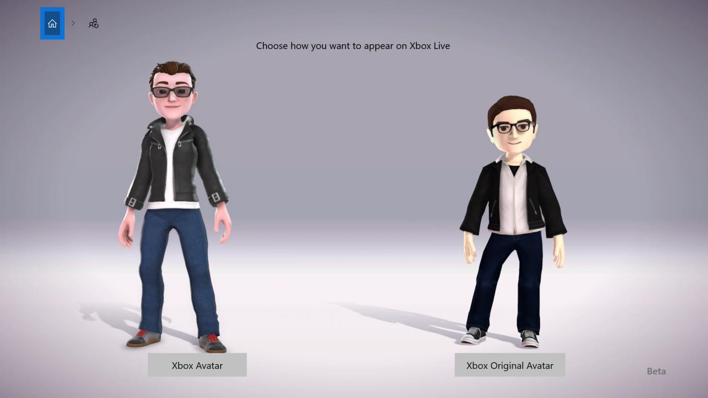 Xbox One Avatars
