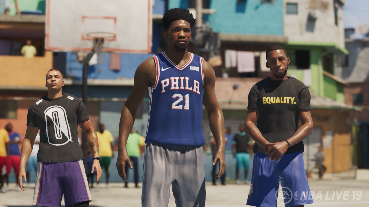 Breaking Down The Improvements Coming To NBA Live 19 - Game