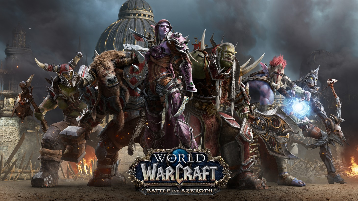 world of warcraft battle for azeroth free