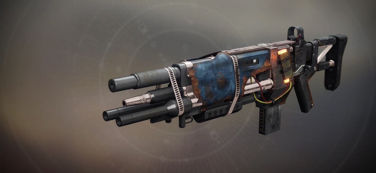 the life exotic cerberus 1 brings the power of contra s spread gun