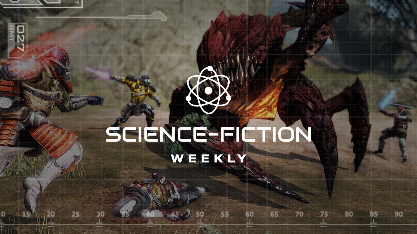 Science-Fiction Weekly – Defiance 2050, Mothergunship, The ...  Science-Fiction...
