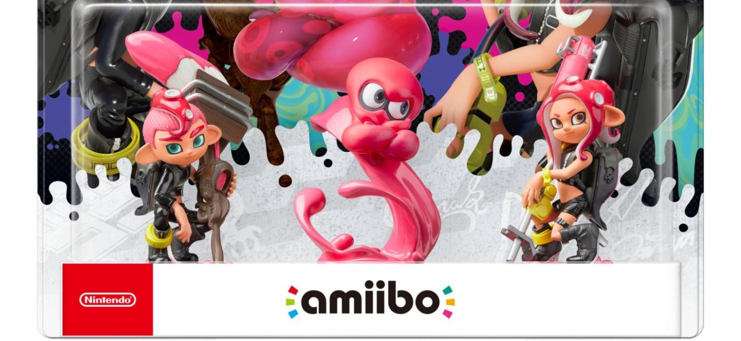 Octoling Amiibo