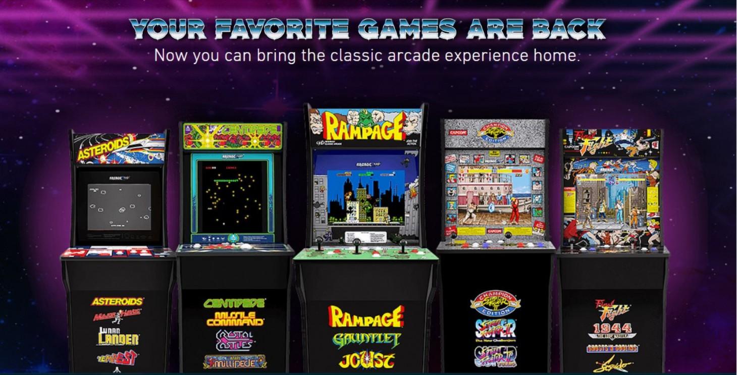 Arcade1up Control Panel Dimensions