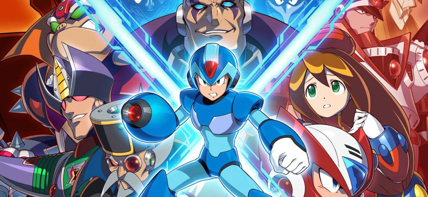 The Pros And Cons Of The Mega Man X Collections Game Informer