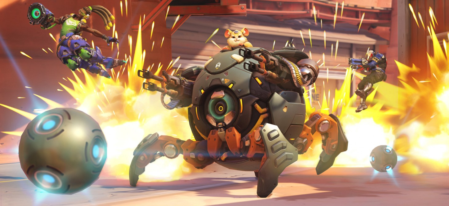 Overwatch S Newest Hero Wrecking Ball Is Now Live Game