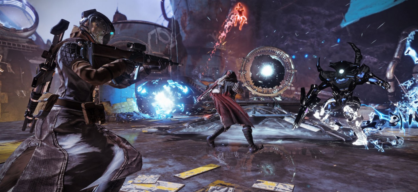 How Milestones And Mods Are Changing In Destiny 2: Forsaken - Game