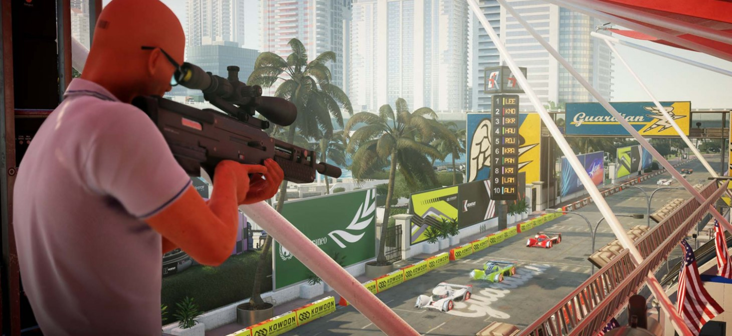 Hitman 2 Competition Makes You A Target For Agent 47 Game Informer