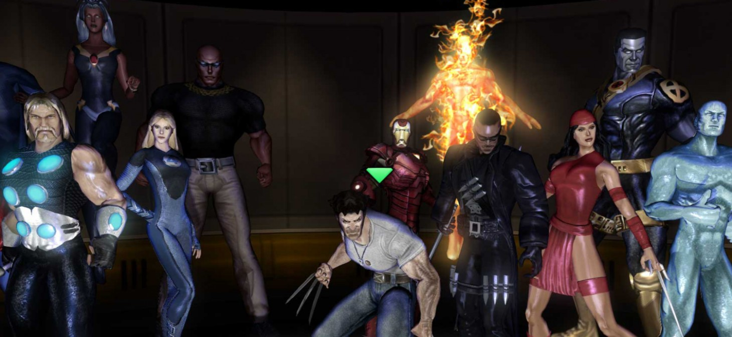 Marvel Ultimate Alliance Games Delisted Without Notice - Game Informer