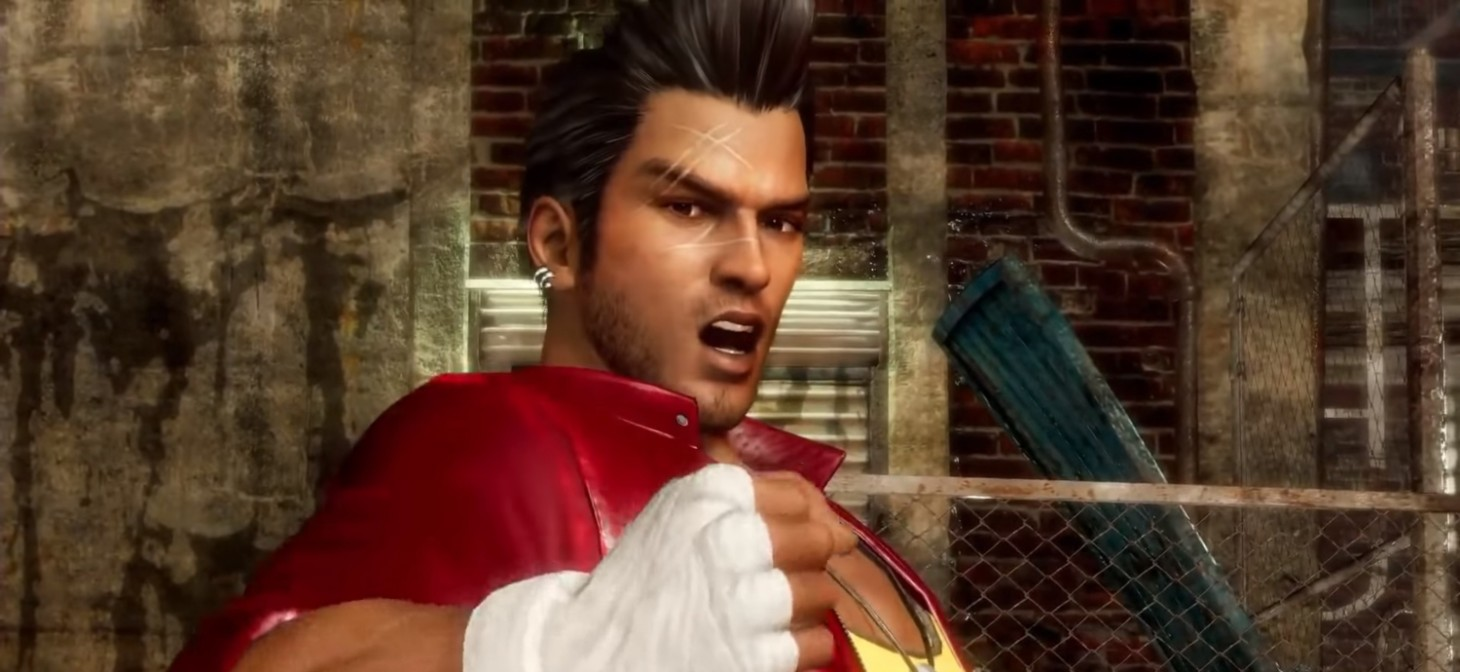 Diego in Dead or Alive 6