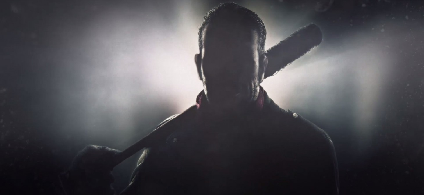 The Walking Dead's Negan in Tekken 7