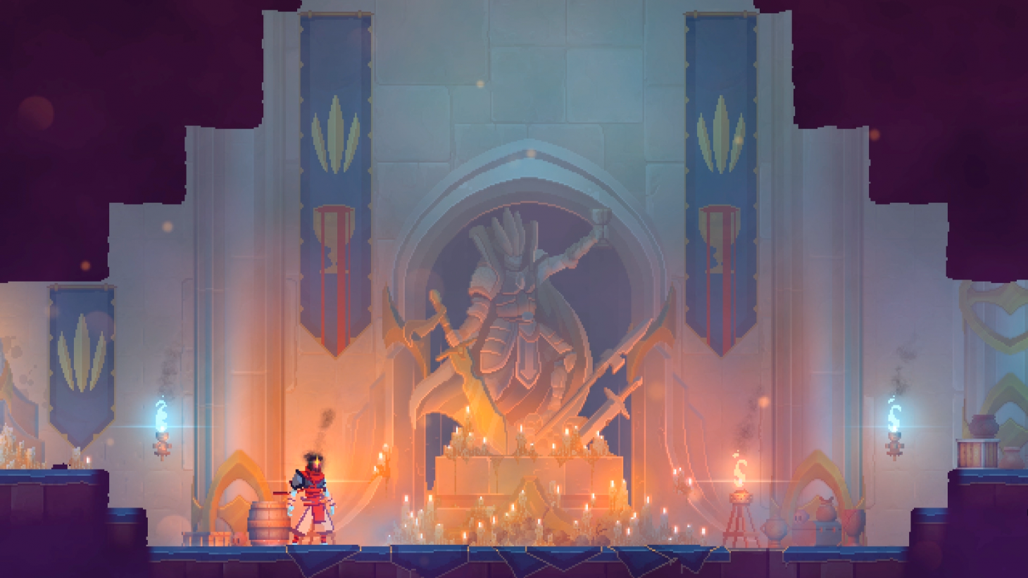 Big Dead Cells Update And Switch Performance Fix Is Out Now - Game