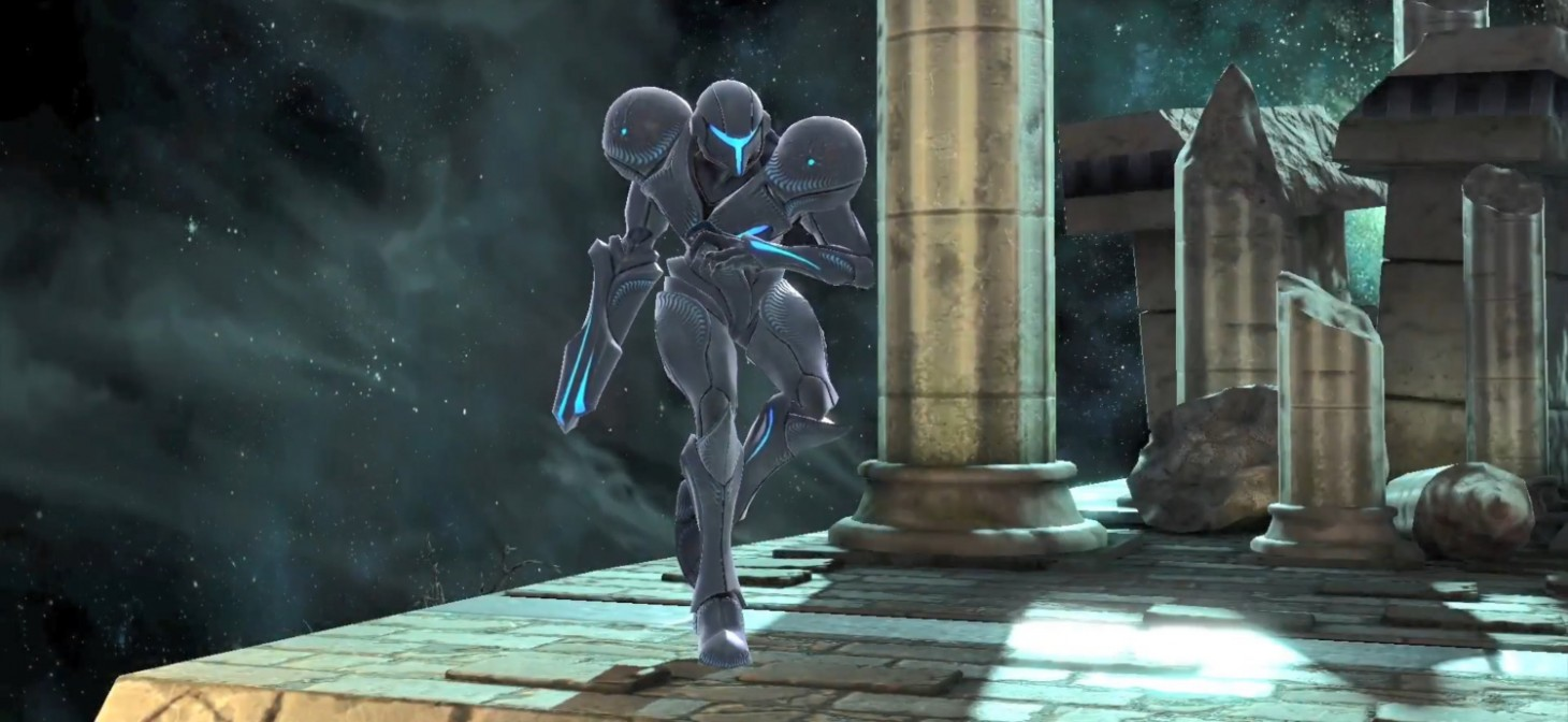 「super smash bros ultimate dark samus」の画像検索結果