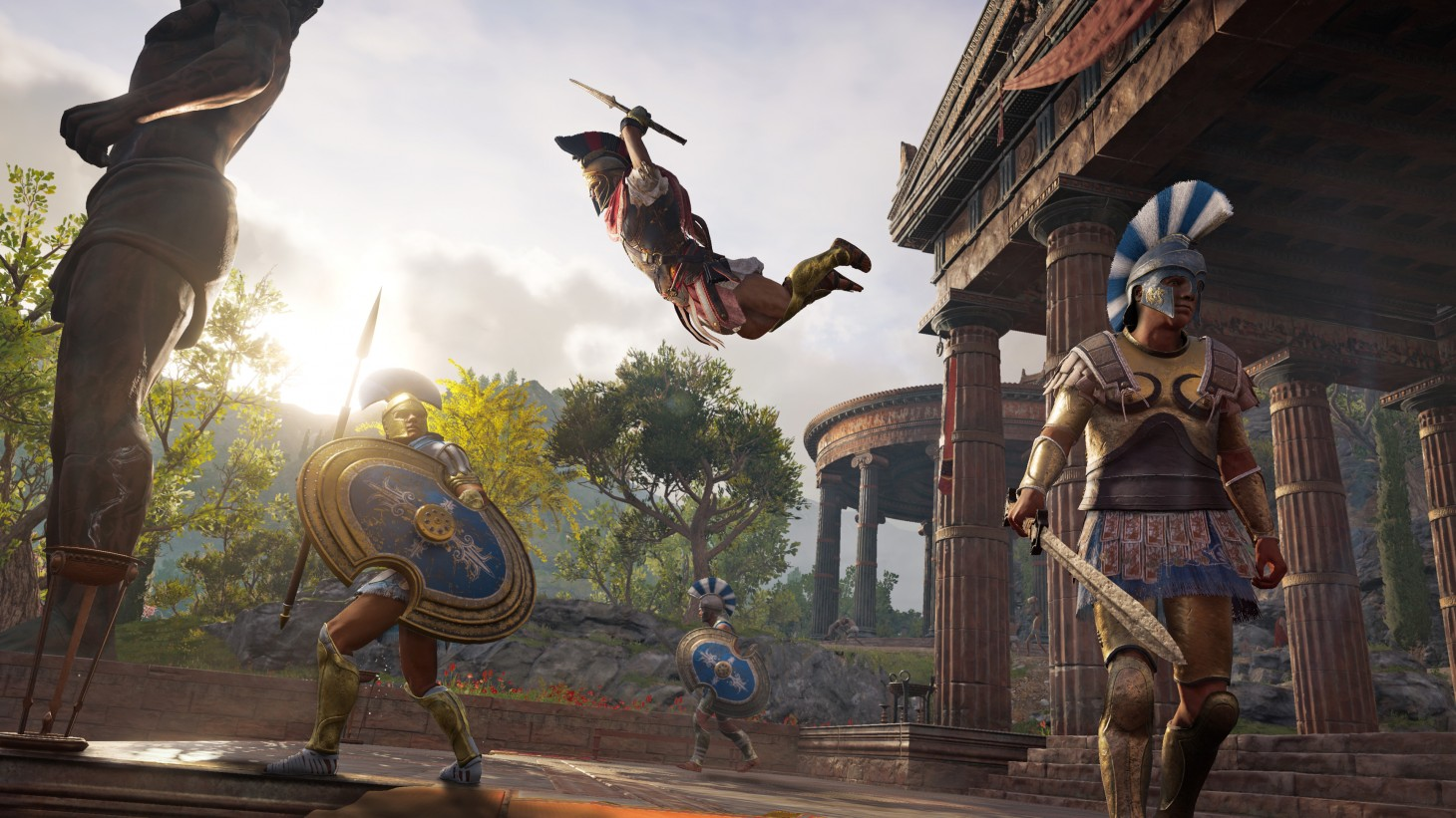 Five Ways To Spend Your Time In Assassin S Creed Odyssey Game
