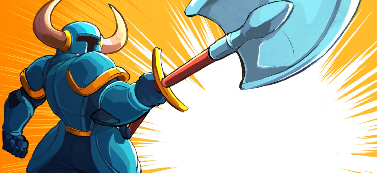 Shovel Knight in Rivals of Aether