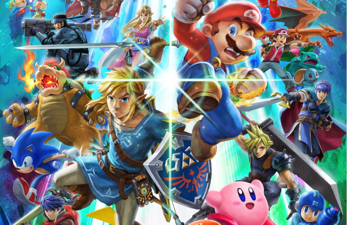 all the characters stages and pokémon confirmed for super smash