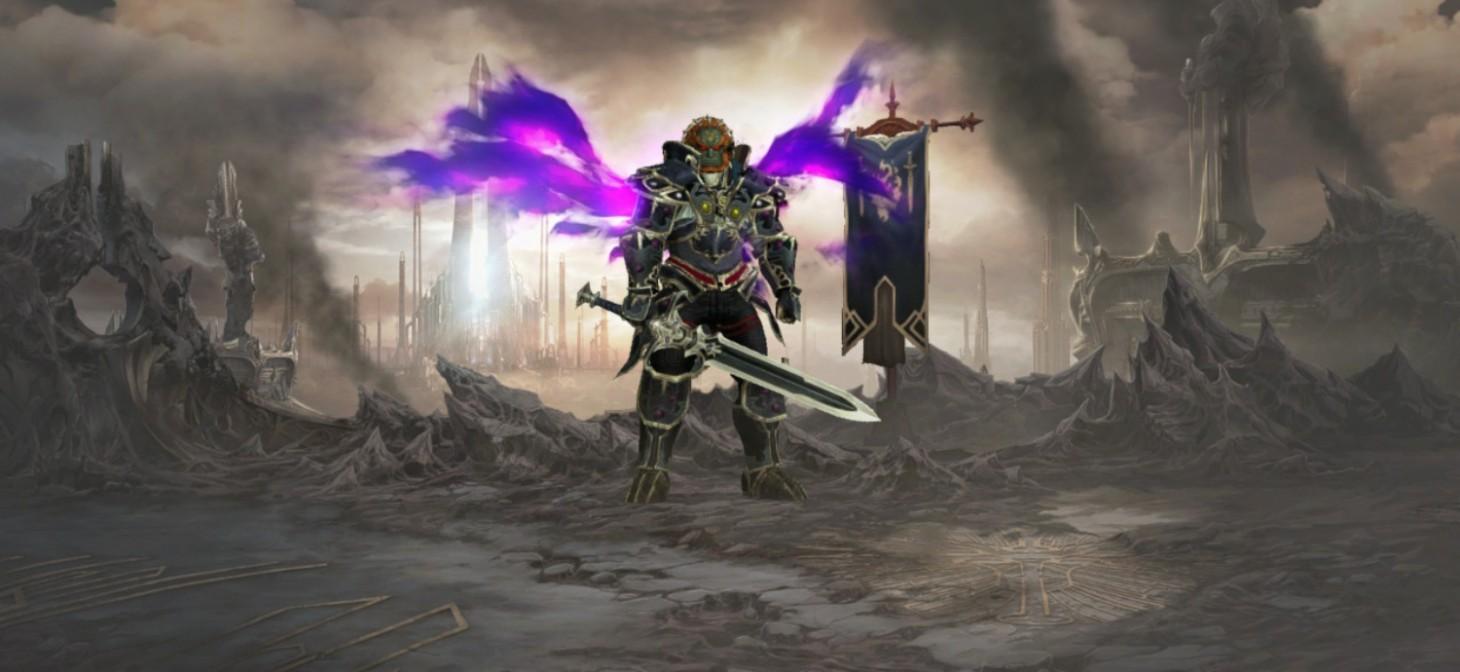 Ganondorf Armor in Diablo III