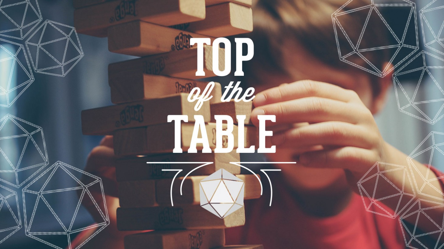 Top Of The Table: Games To Play With Kids