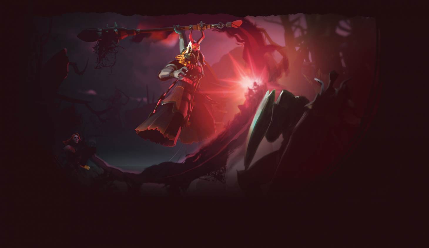 Dota 2 Introduces A New Hero, Another Coming This Winter - Game Informer