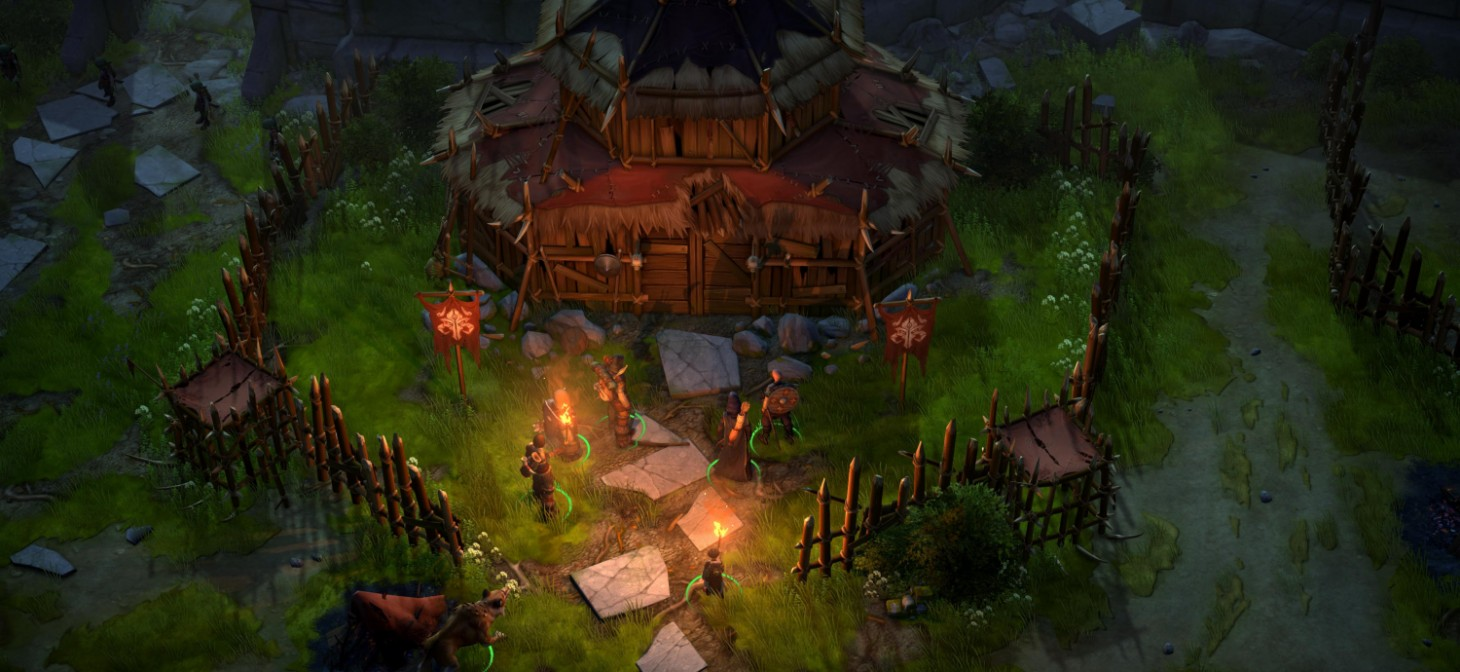 Pathfinder: Kingmaker Lets You Build Your Own Kingdom - Game