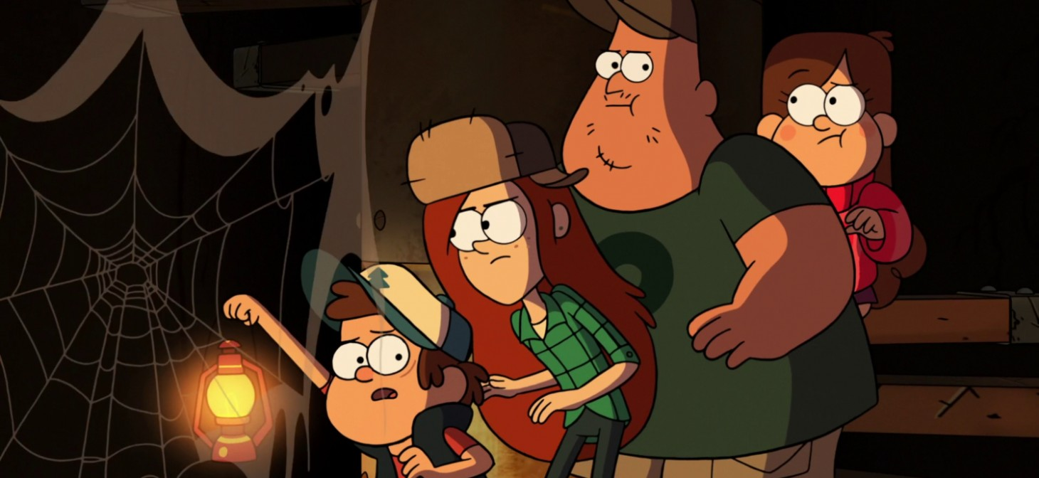 Gravity Falls Creator Signs Exclusive Deal With Netflix - Game Informer