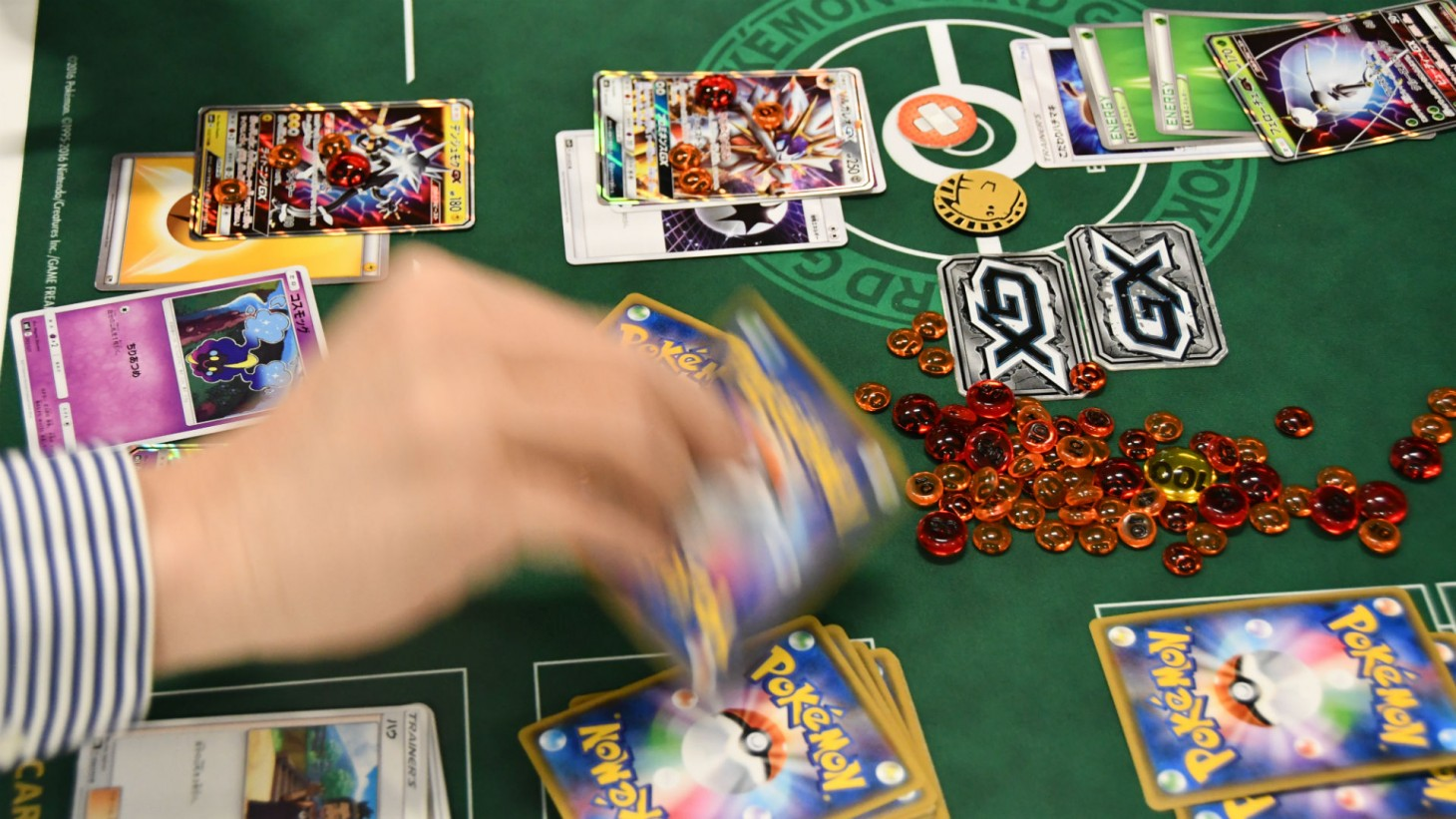 Trade Secrets The Making Of A Pok 233 Mon Card Game Informer
