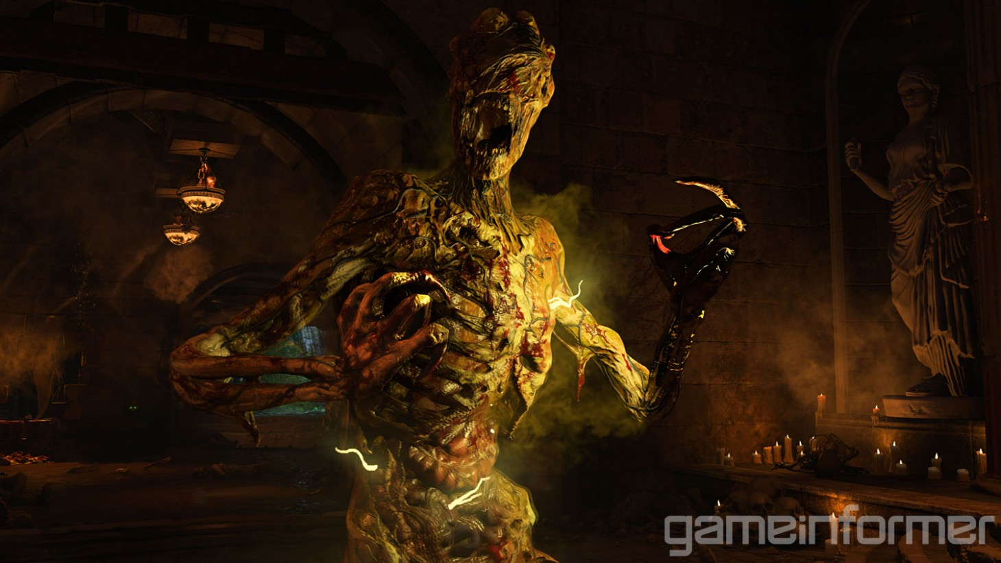 Everything You Need To Know About Zombies In Blackout Game Informer