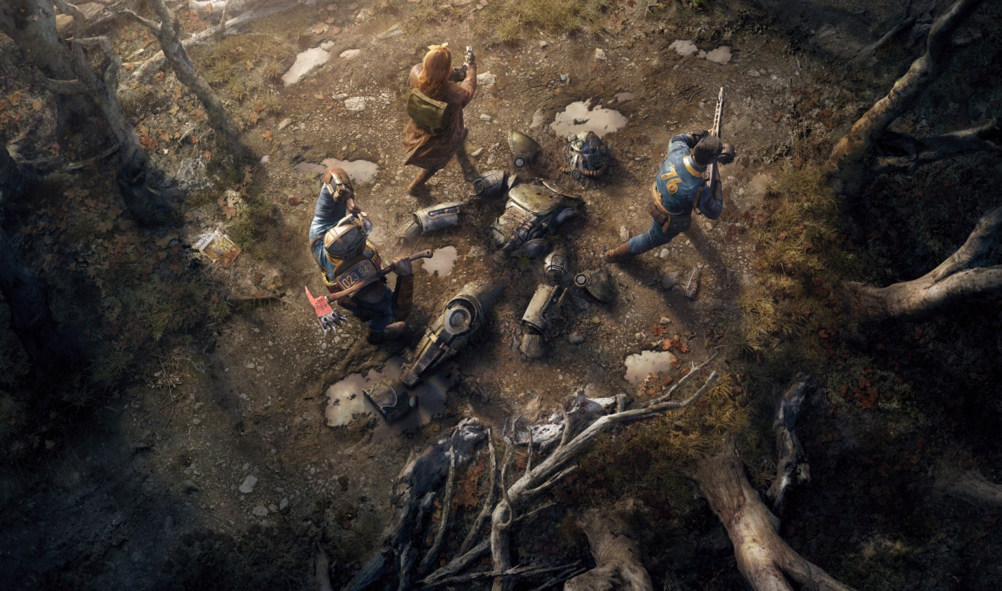 The New Wasteland: What To Expect From Fallout 76 - Game Informer