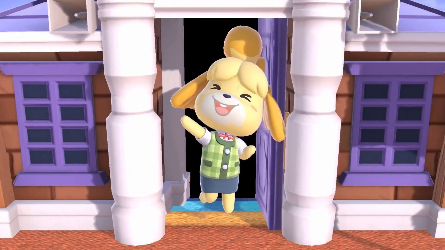 Animal Crossing S Isabelle Is Coming To Super Smash Bros