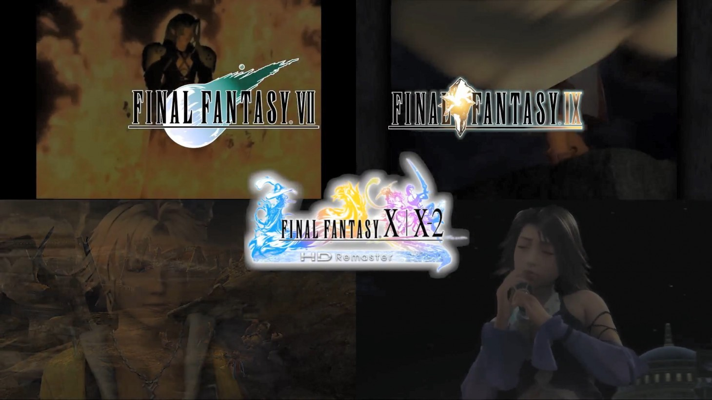 Final Fantasy On Switch