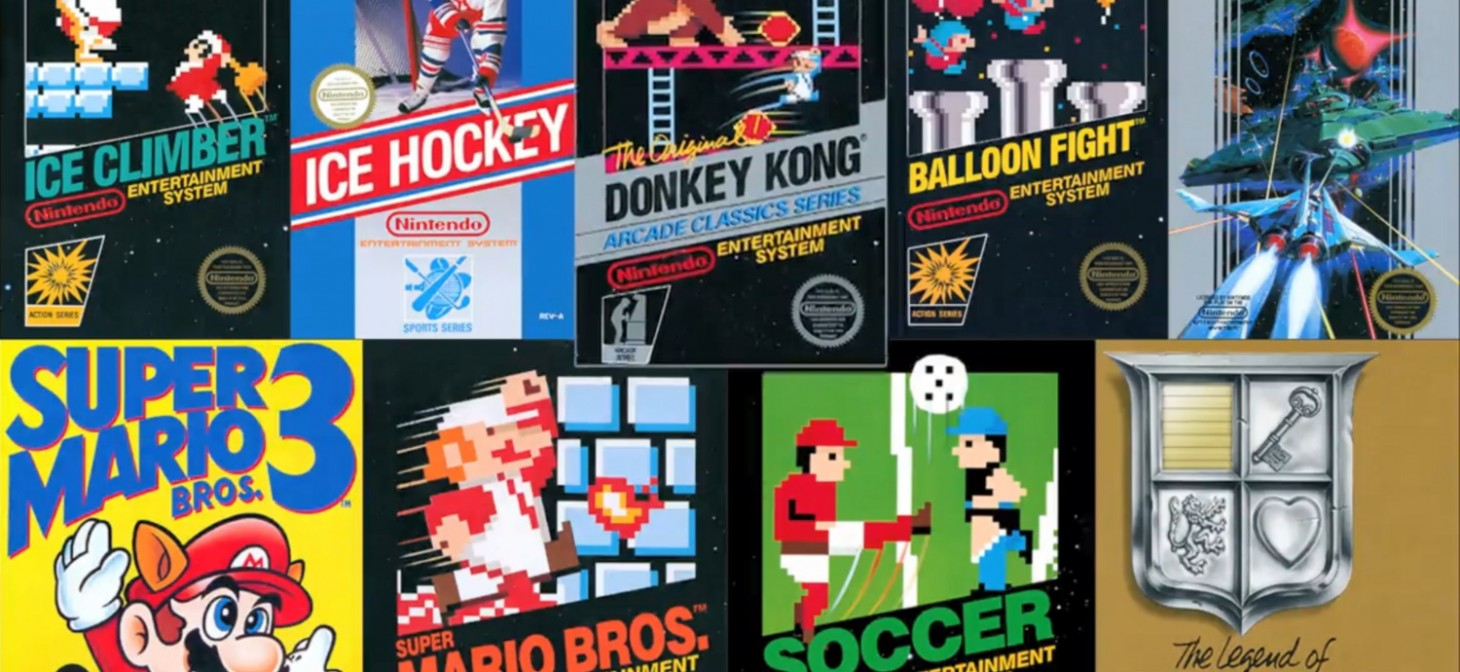 NES Games on Switch